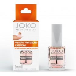 Joko Manicure Salon Preparat proteinowo-krzemowy przeciw rozdwajaniu paznokci  10 ml