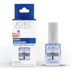 Joko Manicure Salon Odżywka do paznokci Bomba Witaminowa  10 ml