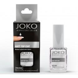Joko Manicure Salon Odżywka do paznokci Matt Top Coat  10 ml