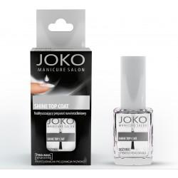 Joko Manicure Salon Odżywka do paznokci Shine Top Coat  10 ml