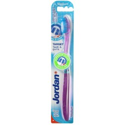 Jordan Szczoteczka do zębów Target Teeth & Gums medium  1szt