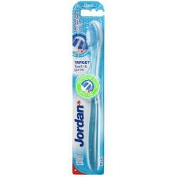 Jordan Szczoteczka do zębów Target Teeth & Gums hard  1szt