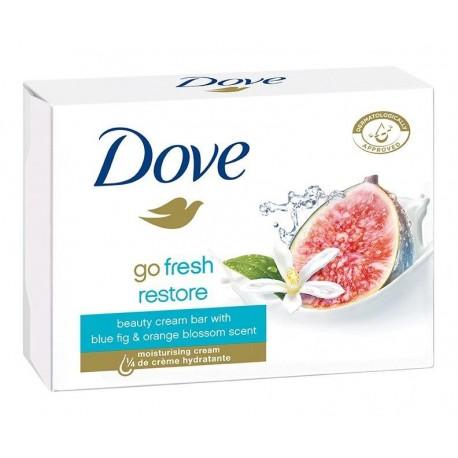 Dove Go Fresh Restore Mydlo w kostce  100g