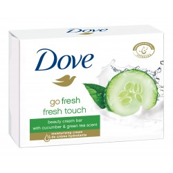 Dove Go Fresh Touch Cucumber & Green Tea Mydło w kostce  100g