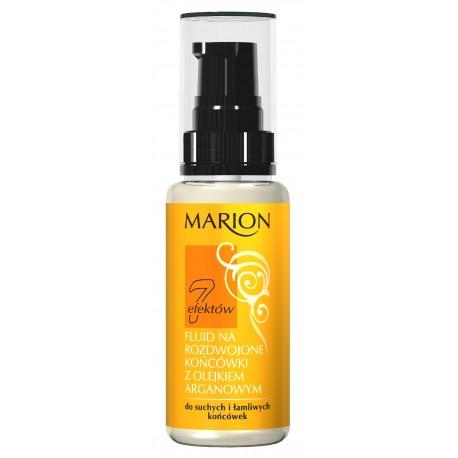 Marion Hair Line Fluid na końcówki z olejem arganowym  50ml
