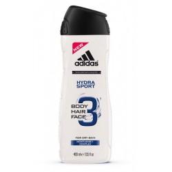 Adidas Hydra Sport Żel pod prysznic 3w1  400ml