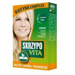 Skrzypovita + Biotyna Complex 1 x dziennie  1 op -42 tabl.