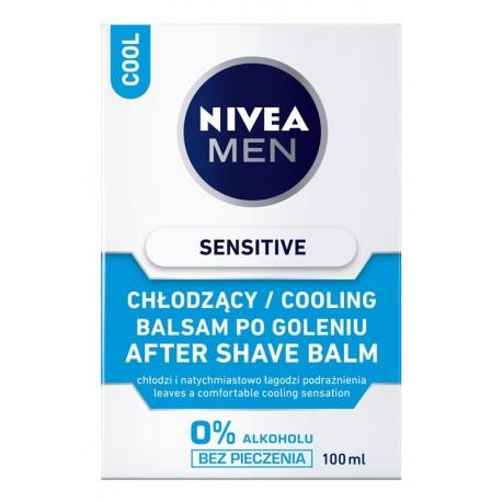 NIVEA MEN Balsam po goleniu SENSTIVE COOL