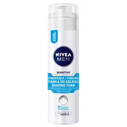 NIVEA MEN Pianka do golenia SENSITIVE COOL