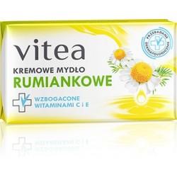Vitea Kremowe mydło rumiankowe  100g