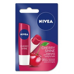 Nivea Lip Care Pomadka ochronna CHERRY SHINE  4.8g