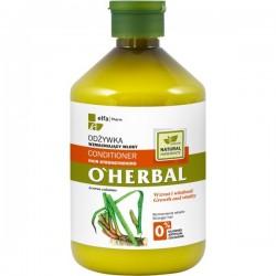 Elfa Pharm O'Herbal Odżywka do włosów osłabionych z korzeniem tataraku 500ml