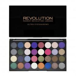 Makeup Revolution Ultra Palette 32 Zestaw cieni do powiek Eyes Like Angels  16g (32 kolory)