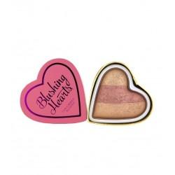 I Heart Makeup Blushing Hearts Róż Peachy Keen Heart  10g