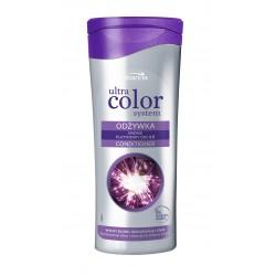 Joanna Ultra Color System Odżywka do włosów blond, rozjaśnianych i siwych  200ml