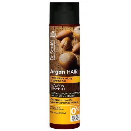 Dr.Sante Argan Hair Szampon oczyszczający do włosów uszkodzonych  250ml