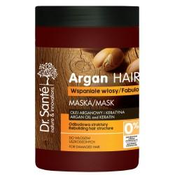 Dr.Sante Argan Hair Maska odbudowująca do włosów uszkodzonych  1000ml
