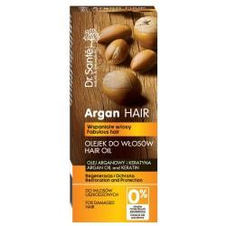 Dr.Sante Argan Hair Olejek regenerujący do włosów uszkodzonych  50ml