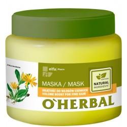 Elfa Pharm O'Herbal Maska do włosów cienkich  500ml