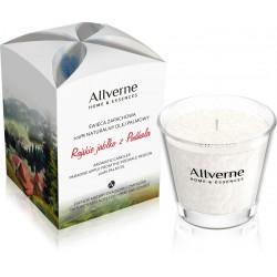 Allverne Home & Essences Świeca zapachowa - Rajskie Jabłko z Podhala 170g