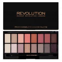 Makeup Revolution Salvation Palette 16 Zestaw cieni do powiek New-Trals vs Neutrals (16 kolorów) 16g