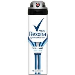 Rexona Motion Sense Men Dezodorant spray Williams Racing  150ml