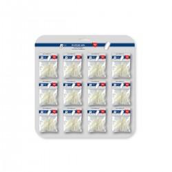 Top Choice Zestaw sztucznych paznokci B-Line kolor mleczny (42232)   12 op.x 24szt.