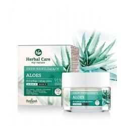 Farmona Herbal Care Krem nawilżający z aloesem na dzień i noc  50ml