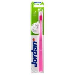 Jordan Szczoteczka do zębów Clean Smile medium  1szt