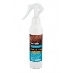 Dr.Sante Keratin Hair Spray odbudowujący do włosów łamliwych i matowych  150ml