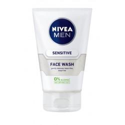 NIVEA MEN Żel do mycia twarzy Sensitive  100ml