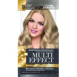Joanna Multi Effect Color Keratin Complex Szamponetka 02 Perłowy Blond  35g