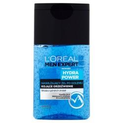 Loreal Men Expert Hydra Power Żel po goleniu nawilżający  125ml
