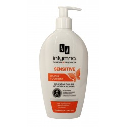 AA Intymna Emulsja do higieny intymnej Sensitive  300ml