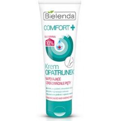 Bielenda Comfort + Krem-opatrunek na pękające pięty  100ml