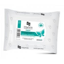 AA Intymna Chusteczki do higieny intymnej Fresh  1op.-20szt