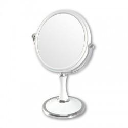 Top Choice Makijaż Lusterko stojące okrągłe FD (85642)  1szt