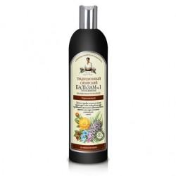 Receptury Babuszki Agafii Balsam syberyjski tradycyjny Nr 1 wzmacniający 550 ml