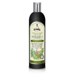 Receptury Babuszki Agafii Balsam syberyjski tradycyjny Nr 2 regeneracyjny  550 ml
