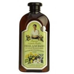 Receptury Babuszki Agafii Płyn do kąpiel ziołowy trawy Tajgi 500 ml