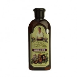 Receptury Babuszki Agafii Szampon piwny dla mężczyzn przeciw wypadaniu włosów 350 ml