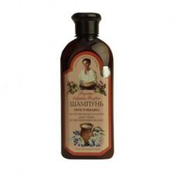 Receptury Babuszki Agafii Szampon Zsiadłe mleko włosy suche i farbowane 350 ml