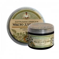 Receptury Babuszki Agafii Naturalne syberyjskie czarne mydło Agafii 500 ml