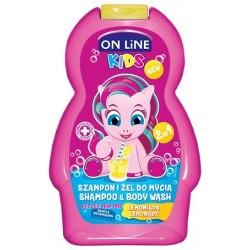 On Line Kids Szampon 2w1 Lemoniada  250ml