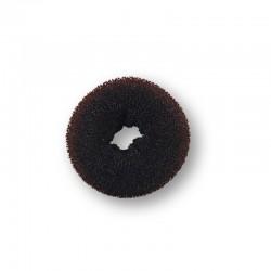 Top Choice Kokówka do włosów brązowa rozmiar L  (20407)  1szt
