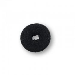 Top Choice Kokówka do włosów czarna rozmiar M  (20384)  1szt