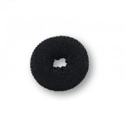 Top Choice Kokówka do włosów czarna rozmiar L  (20414)  1szt