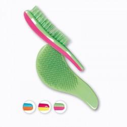 Top Choice Akcesoria do włosów Szczotka Detangler rubberised (63916)  1szt