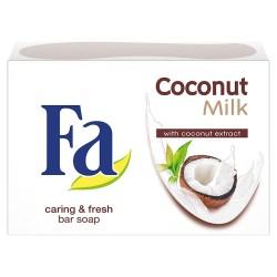 Fa Coconut Milk Mydło w kostce kremowe kokosowe  90g