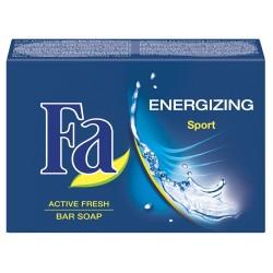 Fa Energizing Sport Mydło w kostce 90g